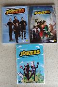 Impractical Jokers Complete Seasons 6 7 8 Dvd12-disc Free Shipping