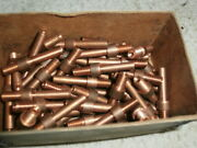 Mig Wire Feed Welder Copper Contact Tips .030 Box Of 58