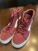 Unisex Old Skill High Top W8 M6.5