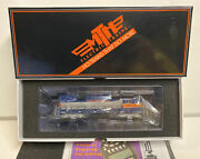 Mth Ho Scale Rtr Maryland Midland Gp38-2 Diesel Engine With Proto-sound 3.0 301