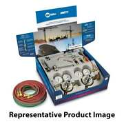 Miller Smith Hbas-30300 Heavy Duty Straight Torch Acetylene Outfit Cga 300