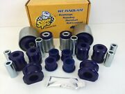 Super Pro Front Suspension Bushes To Suit Ford Territory Sx Sy Awd Superpro