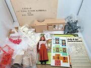 Vintage 1975 Ideal Jody And Her General Store Playset In Box With Doll