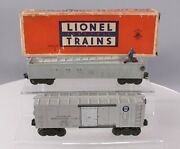 Lionel O Postwar Operating Cars 3454 And 3562-25 [2]