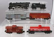 American Flyer 20435 S Vintage Meteor Freight Set Train Only