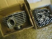 Nos 1970and039s Suzuki Ts185 Hop-up Cylinder And Head 175cc New Hop-down Ts 185 Ahrma
