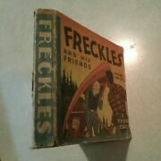Freckles And His Friends The Famous Comic A Top Line Book Blosser Whitman 1935