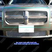 Fits 2008 Dodge Magnum Se Sxt R/t Stainless Steel Mesh Grille Grill Insert