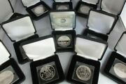 Uk Crown Coins 1950 - 2000 Proof And Bunc Boxed With Coa Multi Listing Royal Mint