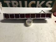 1969 Lincoln Continental Rear Tail Light Lamp Assembly Oem Ford Used Part Old