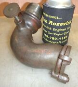 Carb Or Fuel Mixer For 7hp Or 8hp Hercules Economy Hit And Miss Old Gas Engine