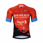 New 2021 Bahrain Victorious Jersey Hobby Cycling Tour De France Pro Colbrelli