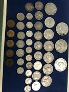 Panama Type Coins 42 Out Of 58 Needed To Complete An Album Includes Scarce