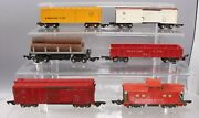 American Flyer S Vintage Freight Cars 633 639 641. 630 714 [6]