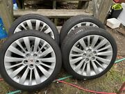 """Oem Cadillac 18"""" Cts Rims And Tires"""