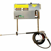 Cam Spray Electric Wall-mount Cold Water Pressure Washer- 1500 Psi 3.0 Gpm 230v