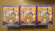 3x 1991 Upper Deck Comic Ball Series 2 Trading Card Sealed Boxes Lot Of 3 Boxes