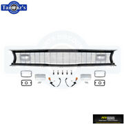 For 70-72 Plymouth Valiant Duster Scamp Front Grille Grill Assembly Kit Oer New
