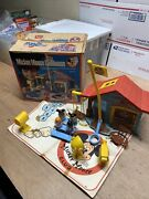 Mickey Mouse Clubhouse Romper Room Hasbro Vintage W/ Original Box