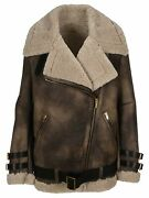 Golden Goose Deluxe Brand Womenand039s Clothing Outerwear Natural Nib Authentic