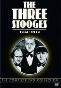 Three Stooges Collection Complete Set 1934-1959 Dvd,2016 Cold48930d