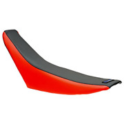 Cycle Works Seat Cover Red/black Honda Crf150f Crf230f