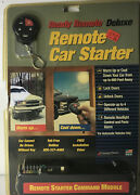 Ready Remote Deluxe Remote Car Starter Model 26724 Alarm And Keyless Entry