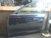 Driver Front Door With Laminated Glass Opt Vw8 Fits 11-17 Audi A8 461460