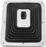 Racing Power Co-packaged Large Shifter Boot 7-3/4 X 8-3/4in Pn R9631