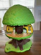 Vintage 1975 Kenner Tree Tots Family Treehouse General Mills Rare