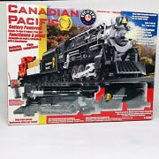 Lionel Canadian Pacific G-gauge Battery-operated Train Model 7-11399
