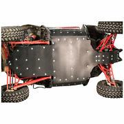 Tusk Quiet Glide Skid Plate With Rock Sliders 3/8
