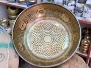 Large Healing 24 Inch Singing Bowls Flower Of Life Geometry - Best Bowls Chakras