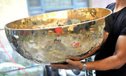 Large 24 Inch Tibetan Singing Bowl-big Bowls Able To Stand Inside Deep Healing