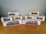 High Speed Metal Products Southern Pacific Train Car And Car Lot