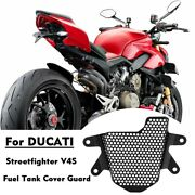Motorcycle Fuel Tank Cover Guard For 2020 For Ducati V4s Fuel Tank Protection