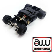 New Auto World Super Iii Complete Chassis Pack Ho Scale Slot Car Free Us Ship