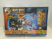 New Angry Birds Star Wars Jenga Death Star Game Factory Sealed