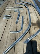 77-79 Ford Truck Ranger Trim And Racetrack Trim For Long Bed With Tool Box