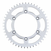 Primary Drive Rear Steel Sprocket 47 Tooth Silver