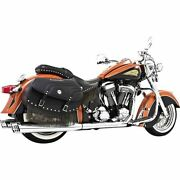 Freedom Performance Racing Indian Chief Complete Dual Exhaust System - In00001