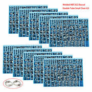 1-10 Box Dental Orthodontic Buccal Tube 1st Molar Bands Dbl Conv Mbt+cleat G3