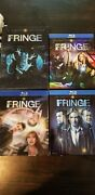 Fringe - Complete Seasons 1- 4 2-4 Are Blu-ray Disc 1 Is Dvd Authentic