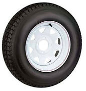530 X 12 B Tire And Wheel Imported 4 Hole Painted