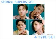 Shinee Superstar Limited Edition Cd And Photo Book Key Onew Minho Taemin Japan