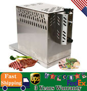 3.5kw Propane Infrared Steak Grill Bbq Stainless Single Burner Vertical Cooking