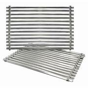 Hongso 7521 7522 7523 15 Stainless Steel Cooking Grill Grates For Weber Spirit