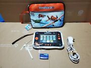 Vtech Innotab 3s Learning Tablet- Planes Edition 1588 Bundle