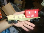 Lionel Trains Boy Scouts Of America Work Caboose Lighted Interior 36650 O Gauge