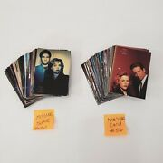 X-files Topps Trading Cards Series 1 And 3 Missing Some Xfiles 1995 1996